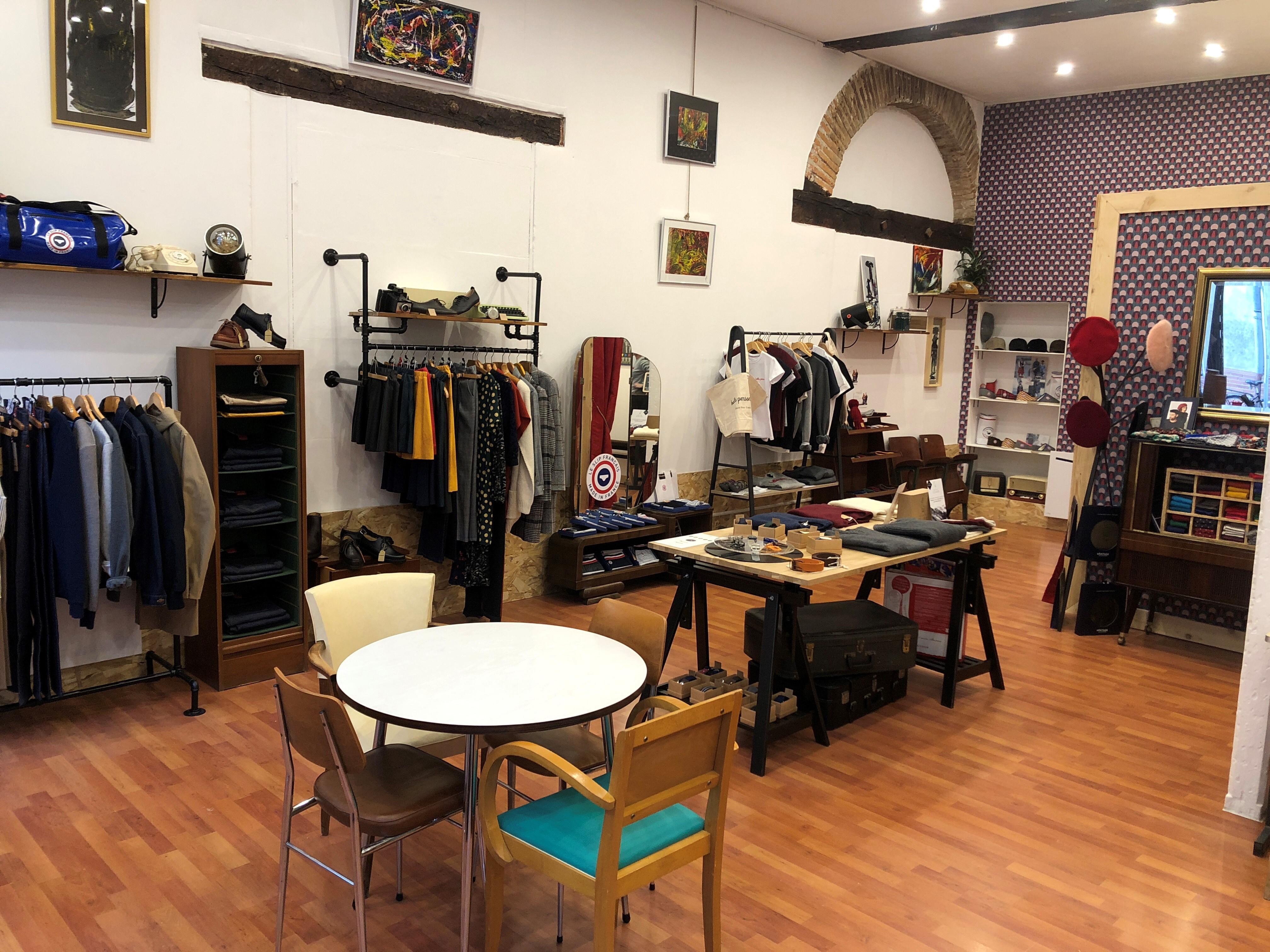 Votre boutique de vêtements fabriqués en France